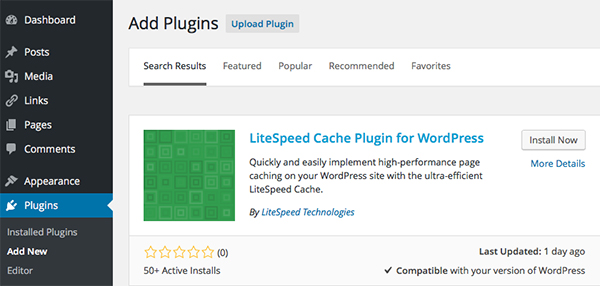 WordPress Cache Plugin Updated with Support for Edge Side Includes